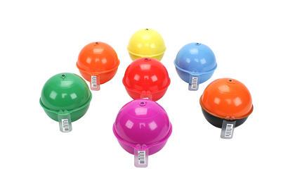 Safety marker balls